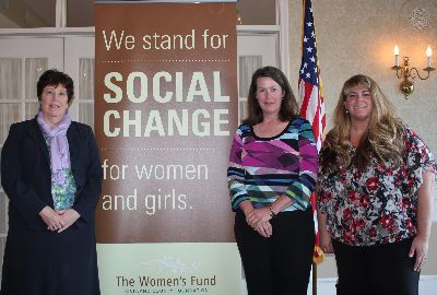 Women�s Fund grants close to $11,000 in the community