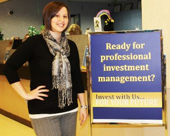 Richland County Foundation scholarship helps local bank manager